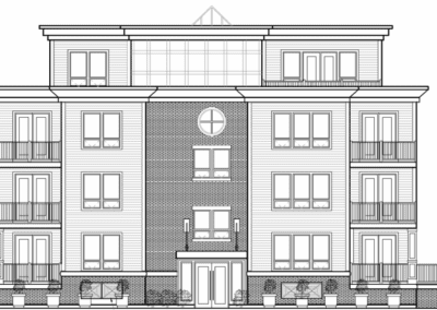 Architectural Image of 9 Glover Street by Kaplan Properties Boston