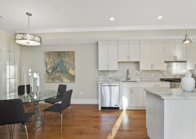 Photo of Finished Interior of 827 E 2nd Street by Kaplan Properties Boston